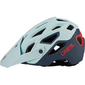 O'Neal Pike 2.0 Casco Solid, blue/red